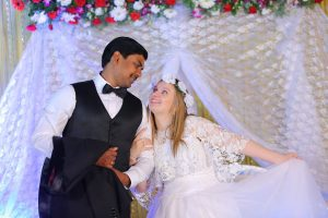 Anna and Amith Wedding